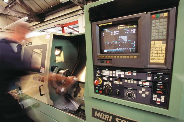 CNC Precision Engineering