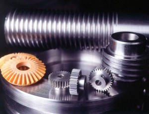 Precision gear cutting